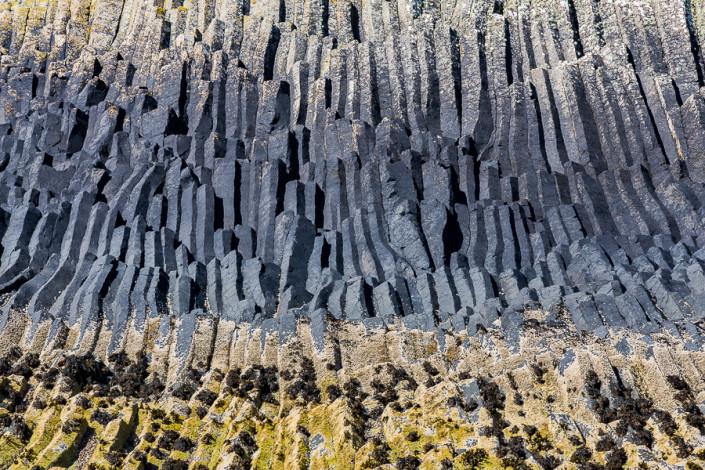 staffa island vulcanic basalt rocks formation scotland marco ronconi wildlife nature photography isola di staffa scozia rocce basalto vulaniche marco ronconi fotografo natura