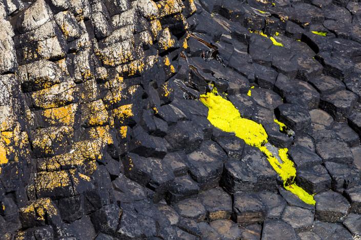 staffa isalnd vulcanic basalt rocks formation texture marco ronconi nature photography basalto isola di staffa scozia marco ronconi fotografo natura