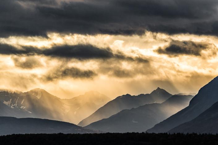 sunrise on naknek lake katmai alaska marco ronconi nature photography alba sul lago naknek alaska